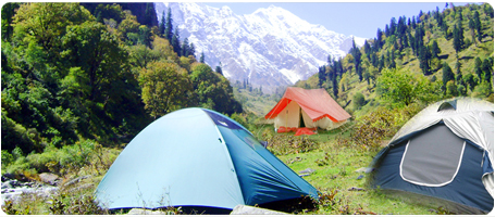 Camping in Dharamsala,Adventure camping in Dharamsala,Dharamsala campsites